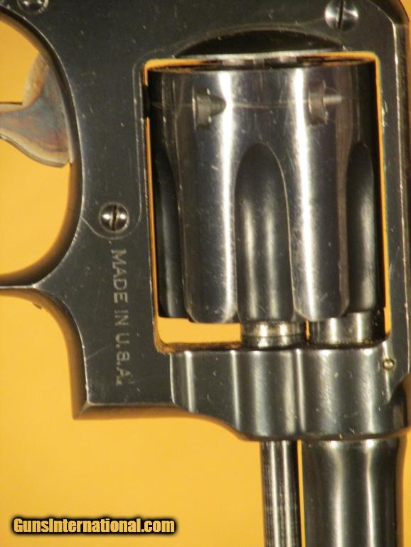 S&W 38 MILITARY & POLICE MODEL 1905 4TH CHANGE - 4 of 5