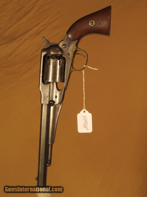 REM. MODEL 1858 NEW MODEL