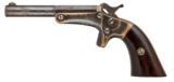 STEVENS OLD MODEL POCKET PISTOL