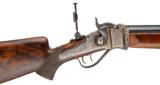 SHARPS NIEDNER MODEL 1874 TARGET RIFLE - 5 of 5