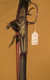 BEAUTIFUL FRENCH FLINTLOCK FOWLING DBL. SHOTGUN - 2 of 5