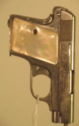 COLT MODEL 1908 SEMI AUTO PISTOL - 4 of 4