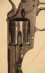 GERMAN SERVICE REVOLVER MODEL 1883 - 2 of 3