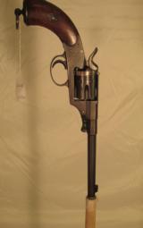 GERMAN SERVICE REVOLVER MODEL M 1879