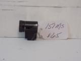 Lyman #17 hooded front sight with aperture insert
