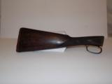 Rem. Grade 2 buttstock & ebony engraved trigger guard - 1 of 1
