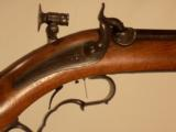 JEAN SIBER PERCUSSION SWISS SCHUETZEN RIFLE - 6 of 7