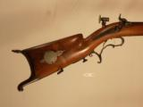 JEAN SIBER PERCUSSION SWISS SCHUETZEN RIFLE - 5 of 7