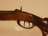 L. F. GERICKE PERCUSSION JAEGER OR HUNTING RIFLE - 2 of 7