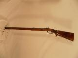 L. F. GERICKE PERCUSSION JAEGER OR HUNTING RIFLE