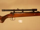 MAUSER DSM34 SPORTING OR TRAINING RIFLE - 1 of 5