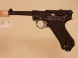 GERMAN MAUSER BLACK WIDOW LUGER - 5 of 6