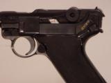 GERMAN MAUSER BLACK WIDOW LUGER - 6 of 6