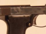 WEBLEY & SCOTT MODEL 1912 SEMI AUTOMATIC PISTOL - 2 of 4
