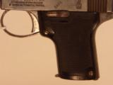 WEBLEY & SCOTT MODEL 1912 SEMI AUTOMATIC PISTOL - 4 of 4