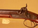 F. SMITH DBL. PERCUSSION RIFLE SHOTGUN COMBINATION - 2 of 8