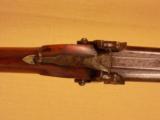 F. SMITH DBL. PERCUSSION RIFLE SHOTGUN COMBINATION - 5 of 8