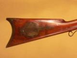 F. SMITH DBL. PERCUSSION RIFLE SHOTGUN COMBINATION - 7 of 8