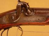 F. SMITH DBL. PERCUSSION RIFLE SHOTGUN COMBINATION - 6 of 8