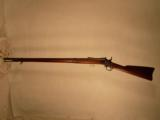 REM. NY STATE CONTRACT ROLLING BLOCK RIFLE
