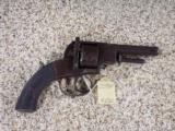 F. Parry 32 cal. RF DA Revolver