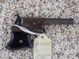 Rem. Vest Pocket Pistol