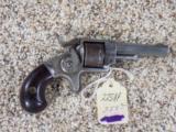 Ethan Allen 22 cal. Spur Trigger Revolver