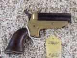 Sharps 4 Barrel Derringer