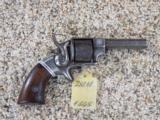 Allen & Wheelock Side Hammer 22 Cal. Spur Trigger Pocket Revolver
