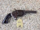 Unmarked Spur Trigger 22 Cal. Revolver
