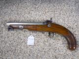 WILLIAMS & POWELL PERCUSSION ENGLISH PISTOL - 2 of 8