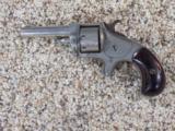 Blue Jacket #1 Spur Trigger Revolver