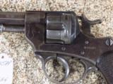 French Military Model 1873 Revolver