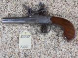 Ketland Flintlock Muff Pistol