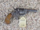 Forehand & Wadsworth Engraved Revolver - 4 of 6