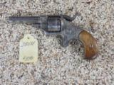 Forehand & Wadsworth Engraved Revolver