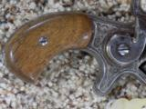 Forehand & Wadsworth Engraved Revolver - 6 of 6