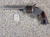 Plant Front Loading Army 3rd Model Revolver
