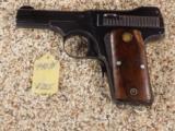 S&W Model 35 Semi Auto Pistol