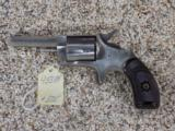 Forehand & Wadsworth Russian Model 32 5 Shot Revolver