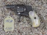 Baby Hammerless 22 Short Revolver