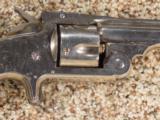 S&W 32 CF SA 5 Shot Revolver - 5 of 8