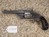 S&W 32 CF SA 5 Shot Revolver
