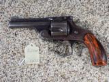 S&W DA 3rd Model Revolver