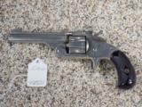 S&W Model 1 1/2 Single Action Revolver