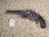 S&W 38 SA 2nd Model Revolver