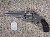 S&W Baby Russian Revolver