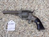 Allen Wheelock Side Hammer 7 Shot Revolver