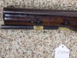 English Flintlock Officers Pistol - 3 of 9