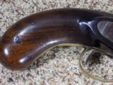 English Flintlock Officers Pistol - 7 of 9